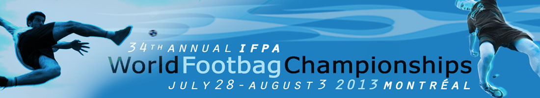 2013 IFPA World Footbag Championships