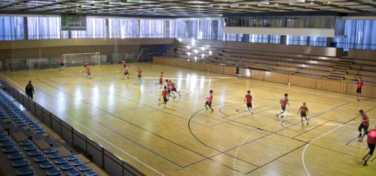 Mestska Športová Hala